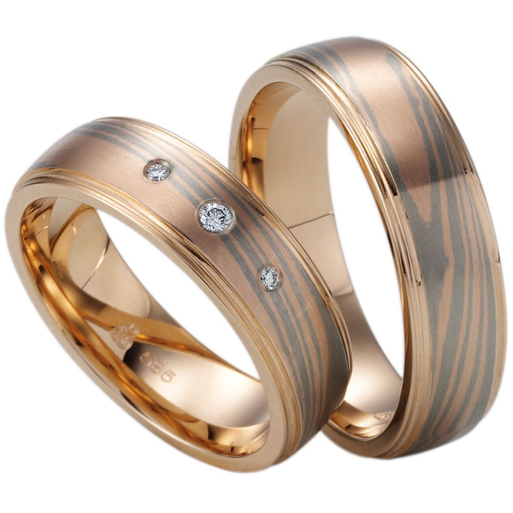 How Is Titanium Ring Gold