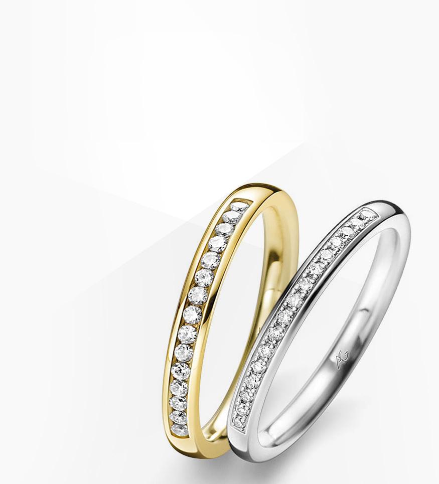 Kachel Memoire-Ringe
