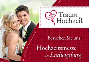 Hochzeitsmesse Ludwigsburg