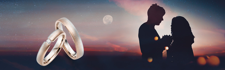 Trauringe Mondlicht Böblingen ewige ringe Trauringlounge