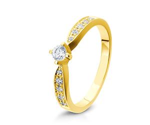 Verlobungsringe Gelbgold Böblingen